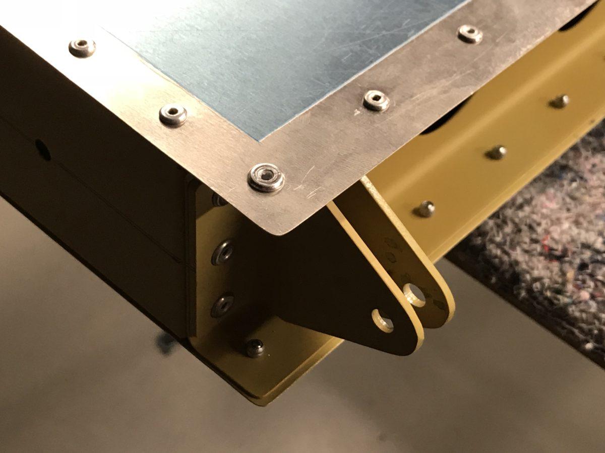 HS rivet fix