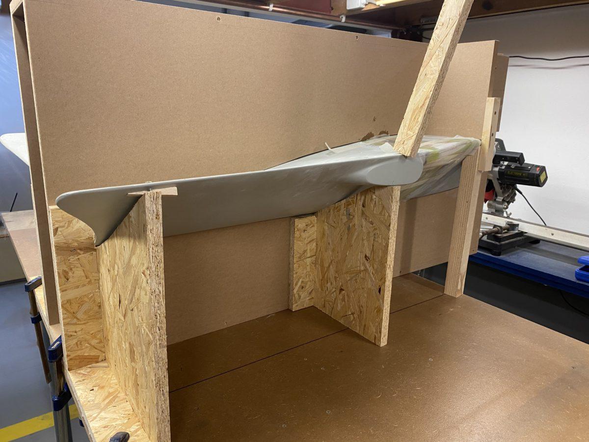 Wingtips fiberglass – 5