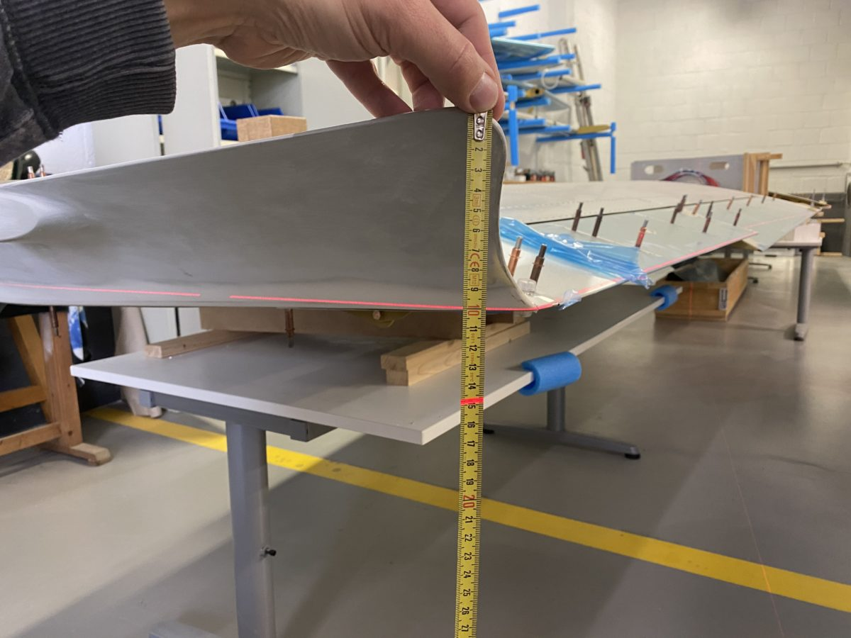 Wingtips fiberglass – 8