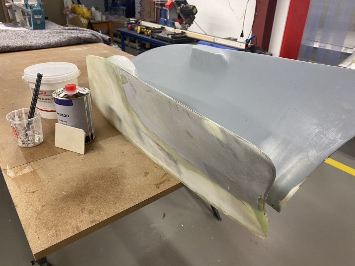 Wingtips fiberglass – 10