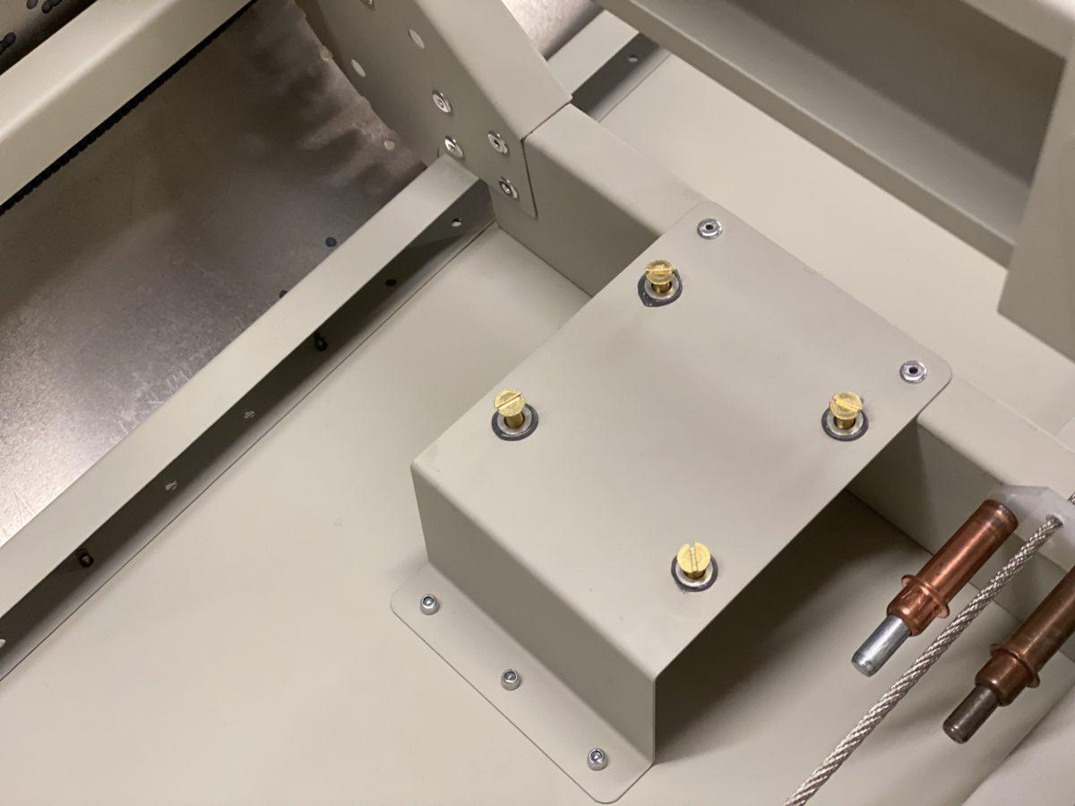 Installation GMU 11 bracket